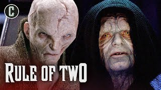 How Will the Emperor Connect to Snoke in Episode 9? - Rule of Two by Collider