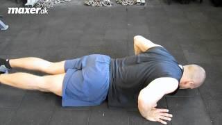 Træningsprogram med kropsvægt