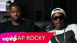 A$AP ROCKY - VEVO News Interview (Hot97 SJXX)
