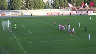 Zrinjski i Borac odigrali utakmicu bez pogodaka
