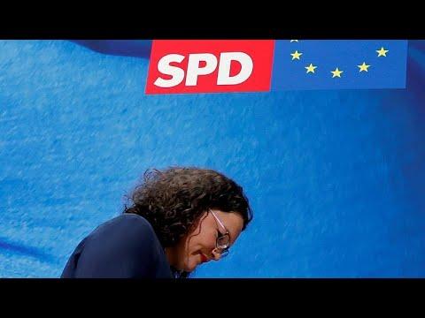 Παραιτείται η επικεφαλής του Σοσιαλδημοκρατικού Κόμματος…