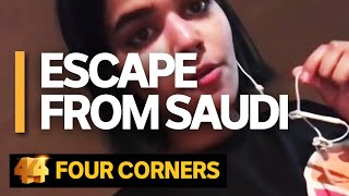 Video Women are trying to escape Saudi Arabia, but not all of them make it   Four Corners MP3, 3GP, MP4, WEBM, AVI, FLV April 2019