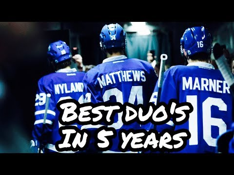 NHL Best Duos In 5 Years