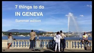 Geneva Switzerland  city photos gallery : 7 things to do, in Geneva, Switzerland summer edition