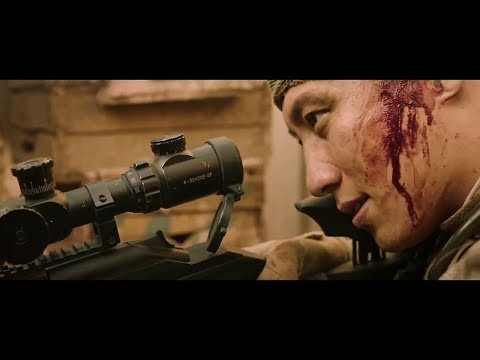 Operation Red Sea (2018) | Brutal Scenes + Sniper Kill (HD)