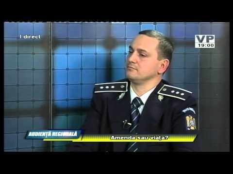 Emisiunea Audiență regională – Laurențiu Drăghici – 11 februarie 2015