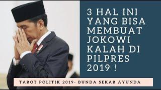 Video RAMALAN JOKOWI menjadi PRESIDEN RI di tahun 2019???-Tarot Politik Bunda Sekar MP3, 3GP, MP4, WEBM, AVI, FLV November 2018