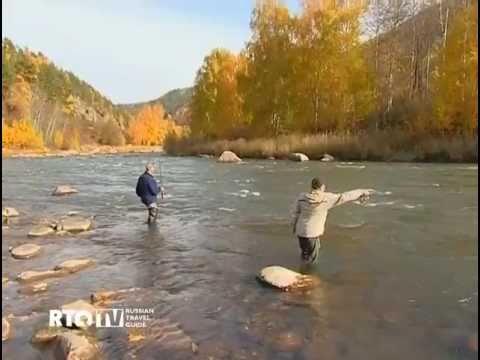 рыболовные туры на хариуса