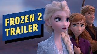 Frozen 2 Trailer (2019) Kristen Bell, Idina Menzel by IGN