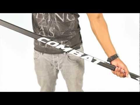 Combat Hockey 45 Caliber Reloaded Composite Ice Hockey 1 Piece Stick Review