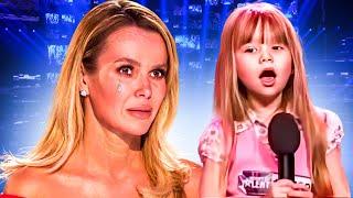 Video Adorable Little Girl Makes Judges Cry :( MP3, 3GP, MP4, WEBM, AVI, FLV November 2017