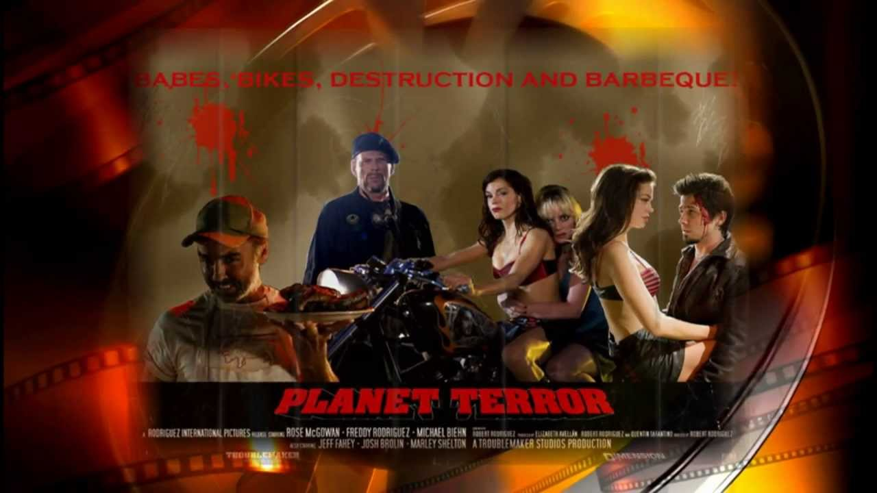Planet Terror UNCUT I Deutsch/German - [FULL MOVIE]
