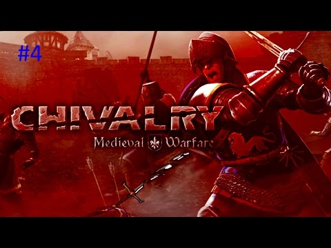 CRASHED AGAIN!!! - Chivalry Medieval Warfare #4