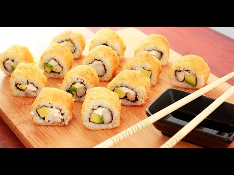 Roll Sushi Caliente