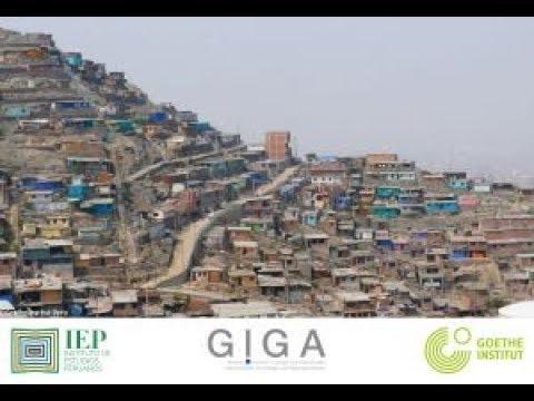 Las Migraciones y sus ciudades de arribo - Primera Jornada