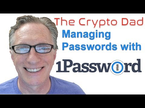 How to Manage your Passwords Using 1Password