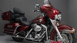 2. 2005  HARLEY DAVIDSON  FLHTCUI ELECTRA GLIDE ULTRA CLASSIC    - National Powersports Distributors
