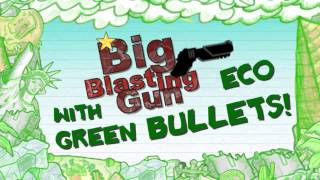Green Cloud Eco-Action Hero YouTube video