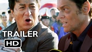 Skiptrace Official Trailer  1  2016  Jackie Chan  Johnny Knoxville Action Comedy Movie Hd