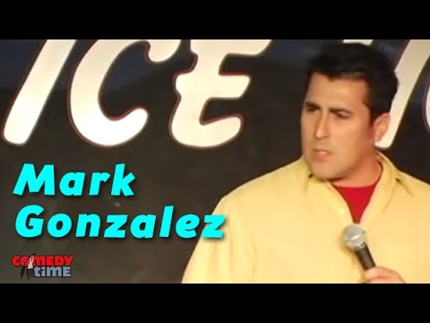 Quicklaffs - Mark Gonzalez Stand Up Comedy