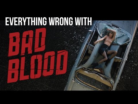 """Everything Wrong With Taylor Swift ft. Kendrick Lamar - """"Bad Blood"""""""