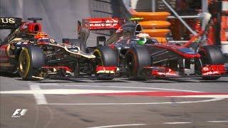 Nonton Raikkonen And Perez S Chicane Collision   2013 Monaco Grand Prix Film Subtitle Indonesia Streaming Movie Download