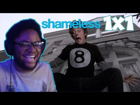 Shameless Season 1 Episode 1 Reaction   This should be fun
