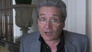 RHEMA INTERNATIONAL - Pasteur Marco Castillo - Interview Carlos Anacondia- Paris 2008