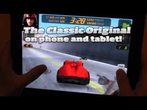 Download Carmageddon iOS for Free – Today Only