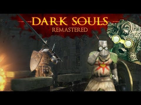 Our First Look at Dark Souls: Remastered