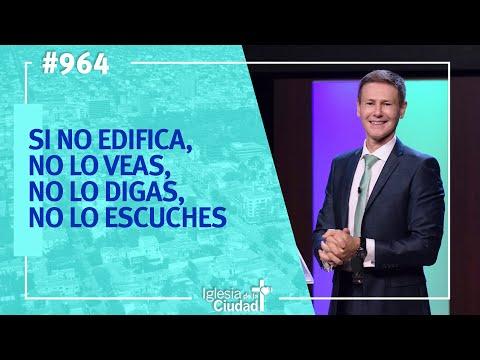 José Luis Cinalli - Si no edifica, no lo veas, no lo digas, no lo escuches 03/12/17 (#964) (видео)