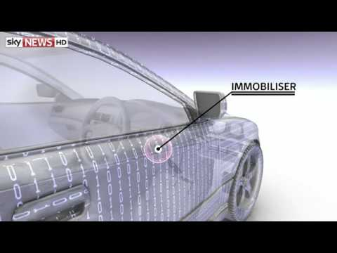 Thousands Of Cars Stolen Using Hi-Tech Gadgets