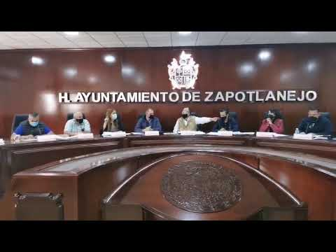 Sesión de ayuntamiento No. 58 15 de diciembre de 2020