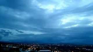 anochecer Granadino