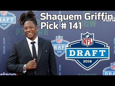 Video: Shaquem Griffin Gets Selected by the Seattle Seahawks | 2018 NFL Draft