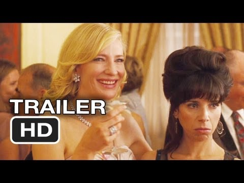 Blue Jasmine Official Trailer  1 (2013) - Woody Allen Movie HD