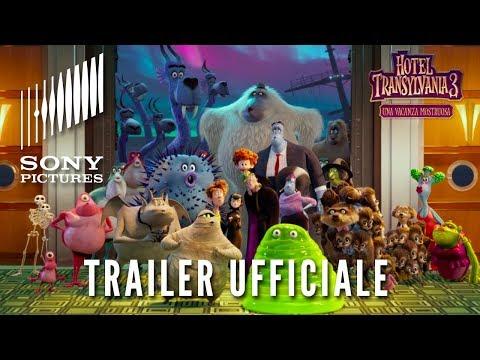 Preview Trailer Hotel Transylvania 3 - Una vacanza mostruosa, nuovo trailer italiano ufficiale