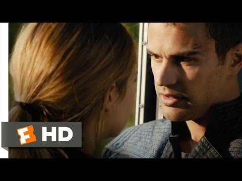 Divergent (12/12) Movie CLIP - I Know Exactly Who You Are (2014) HD