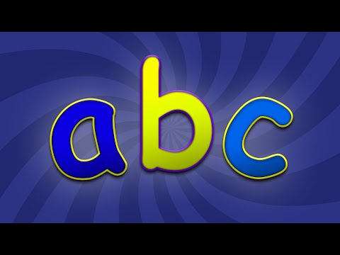 ABC Song | ABC Alphabet Song for Children | Nursery Rhymes