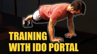 Some people have asked what my training with Ido Portal was like. I'm just a beginner in this method, but after watching many of his interviews, including his ...