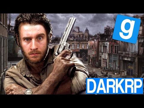 SURVIVRE DANS L'APOCALYPSE ! ☢️💀 - Garry's Mod DarkRP (видео)