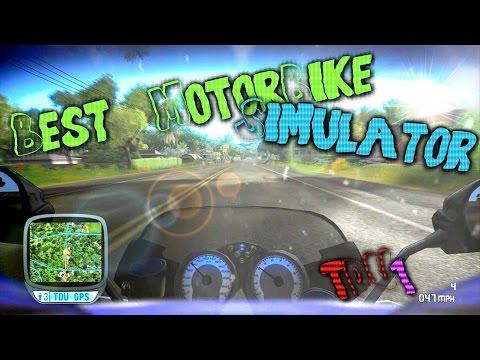 Motorbike Simulator (TDU1) One Of The Best Free Roam Motorbike Game Of All Time