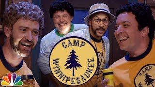 Video Camp Winnipesaukee with Justin Timberlake, Keegan-Michael Key and Billy Crystal MP3, 3GP, MP4, WEBM, AVI, FLV Juli 2018