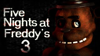 Five Nights at Freddy's 3 (Fan-Made)