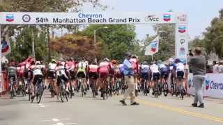 2015 Manhattan Beach Grand Prix with Team Clif Bar