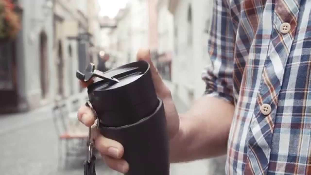 12oz GOAT Mug // Black (Classic) video thumbnail