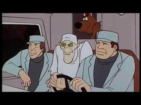 The Scooby-Doo Show   Fantoma Doctorului Nebun (Clip Final)