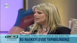 Güzellik Uzmanı Aylin Görgün'den siyah noktalar için ev yapımı maske tarifi...