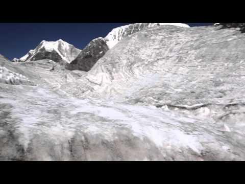 Хантенгри 2015 Ледяные пещеры (Khantengri 2015 Ice caves)