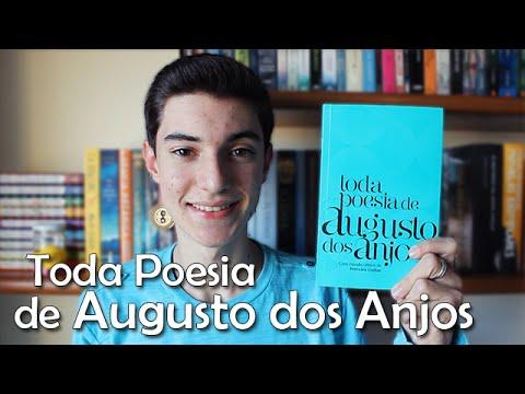Toda Poesia de Augusto dos Anjos | Não Apenas Histórias
